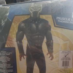 Black panther jumpsuit